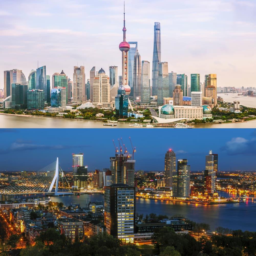 Shanghai-Rotterdam